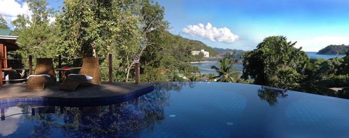 Seychelles incanto villa de jardin for Villa de jardin mahe seychelles